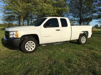 Picture of 2012 Chevrolet Silverado 1500 Work Truck Extended Cab RWD, exterior, gallery_worthy