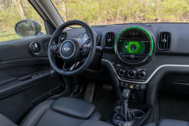 2018 MINI Countryman Plug-in Hybrid