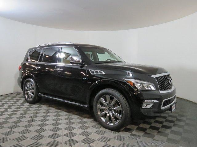 Picture of 2017 INFINITI QX80 Signature Edition AWD, exterior, gallery_worthy