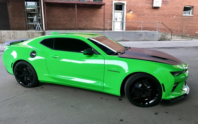 Picture of 2017 Chevrolet Camaro 1SS Coupe RWD