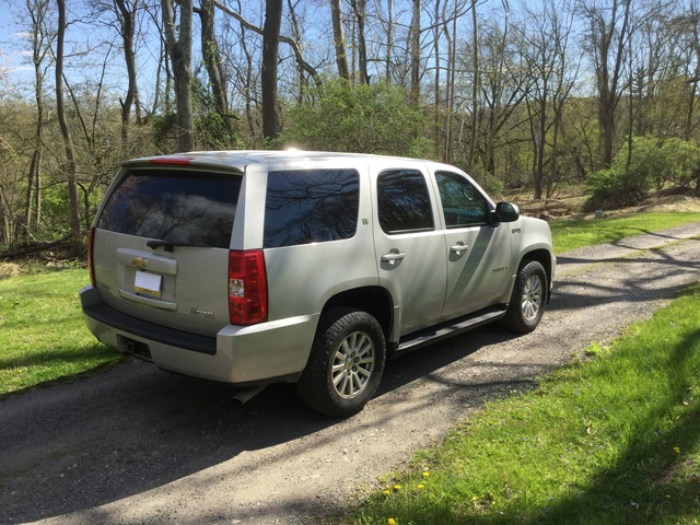 Picture of 2009 Chevrolet Tahoe Hybrid 4WD