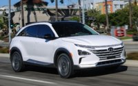 2019 Hyundai Nexo Overview