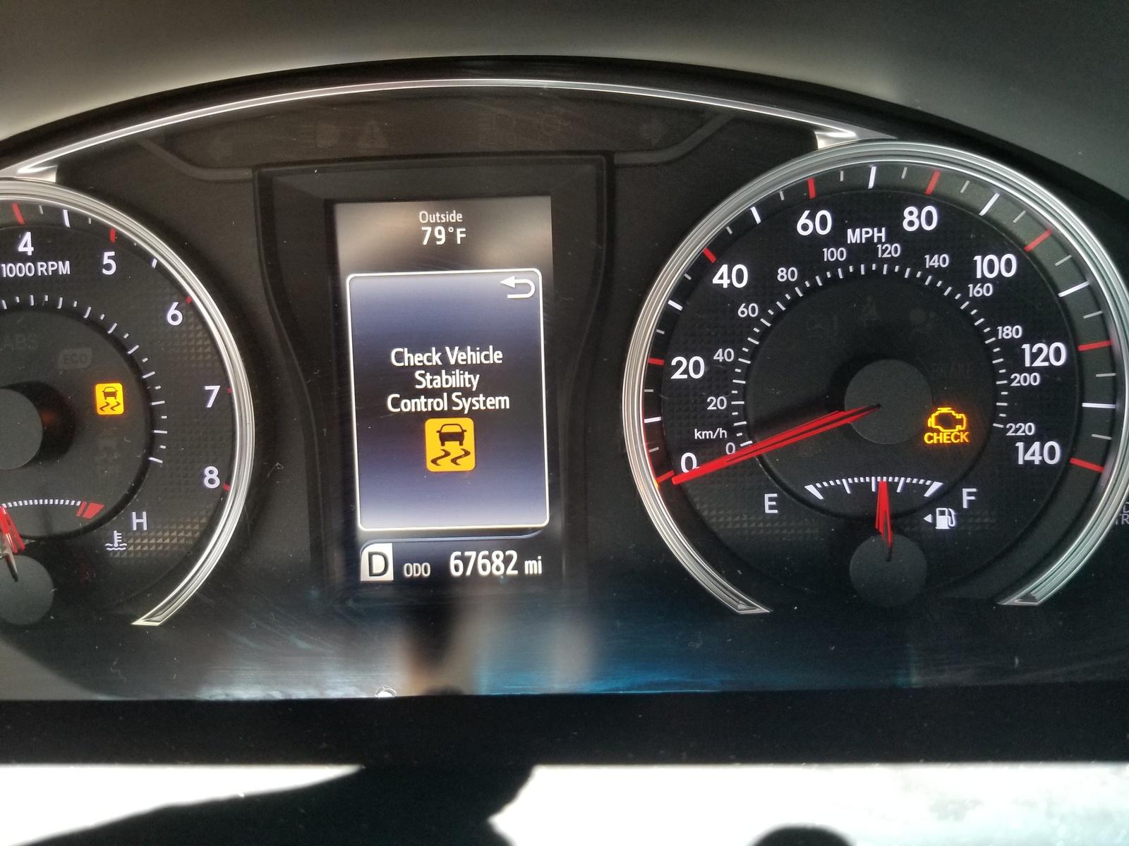 Check Engine Light Toyota Camry >> Toyota Camry Questions Light Cargurus