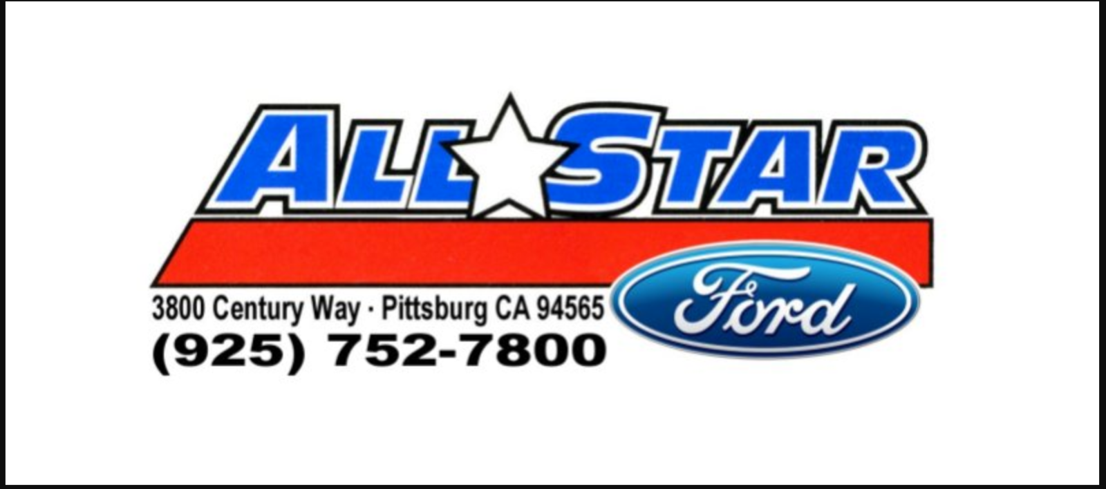 all star ford pittsburg ca read consumer reviews browse used and new cars for sale. Black Bedroom Furniture Sets. Home Design Ideas