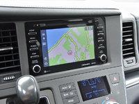 2018 Toyota Sienna SE 8-Passenger FWD, 2018 Toyota Sienna SE Entune 3.0 navigation display, interior, gallery_worthy