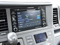 2018 Toyota Sienna SE 8-Passenger FWD, 2018 Toyota Sienna SE Entune 3.0 radio display, interior, gallery_worthy
