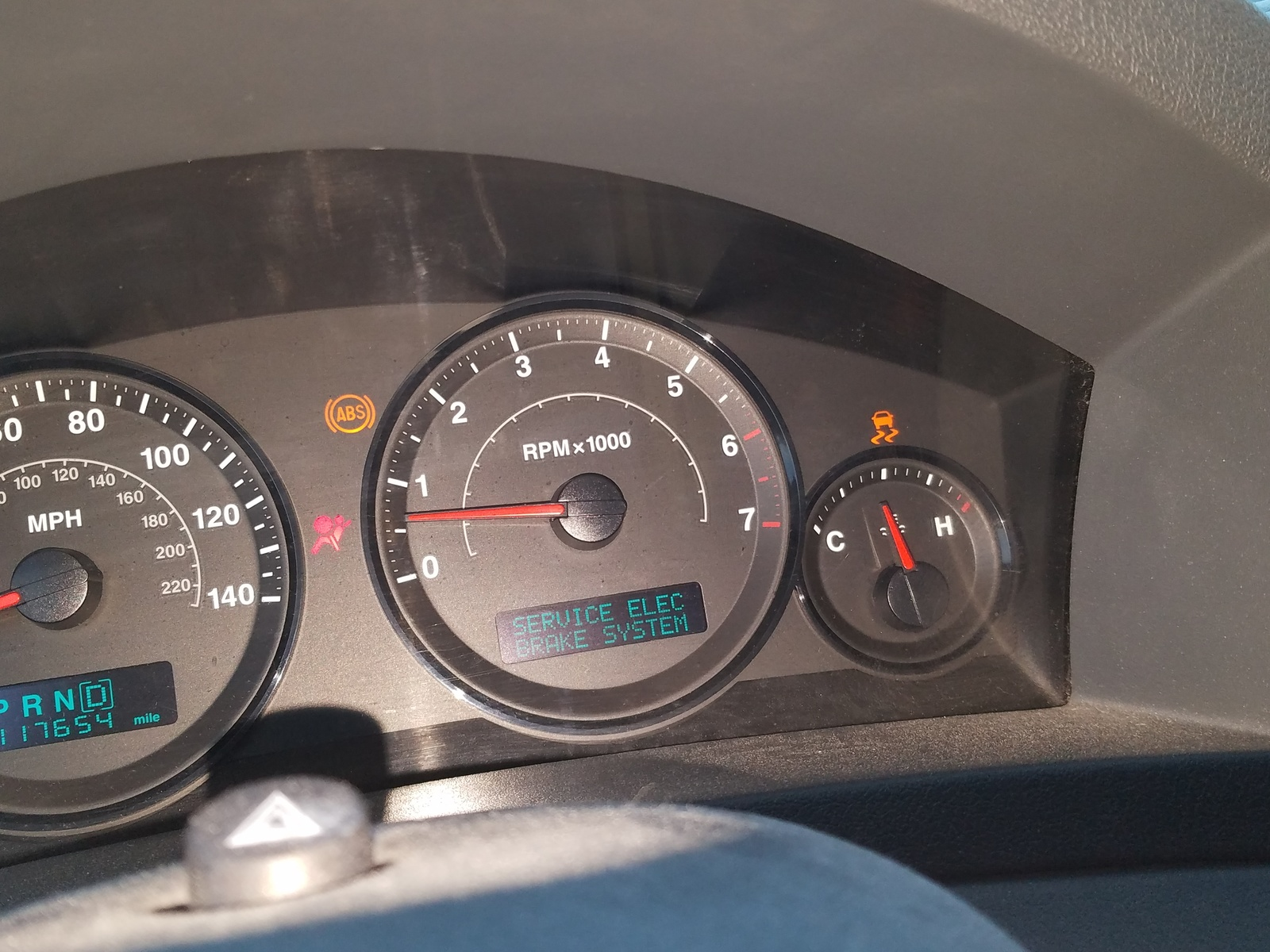 jeep grand cherokee questions - my warning light says to service