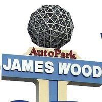 James Wood Autopark Denton logo