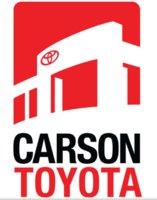 Carson Toyota logo