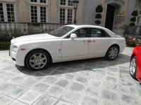 2012 Rolls-Royce Ghost Overview