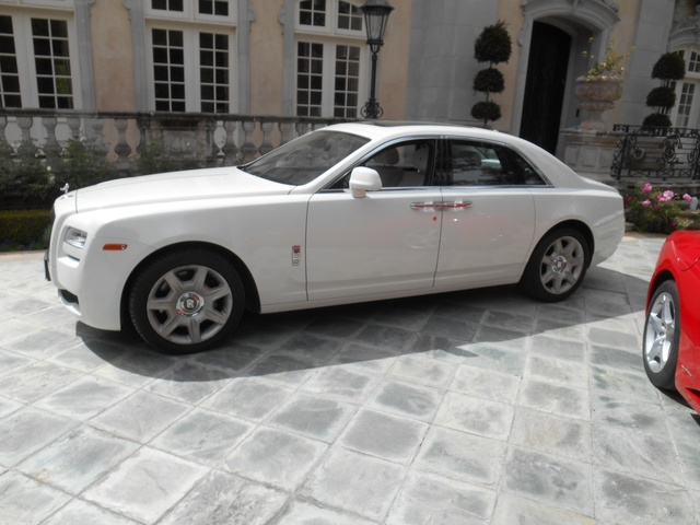 Picture of 2012 Rolls-Royce Ghost Sedan