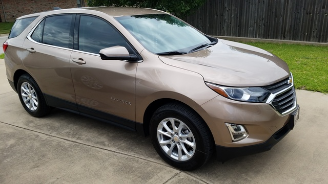 Picture of 2018 Chevrolet Equinox 1.5T LT AWD, exterior, gallery_worthy