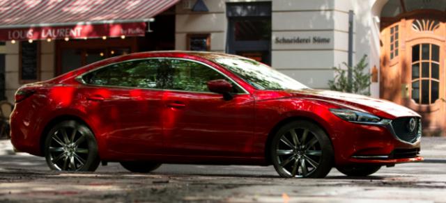 2018 Mazda MAZDA6, exterior, manufacturer, gallery_worthy