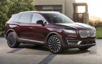 2019 Lincoln Nautilus Overview