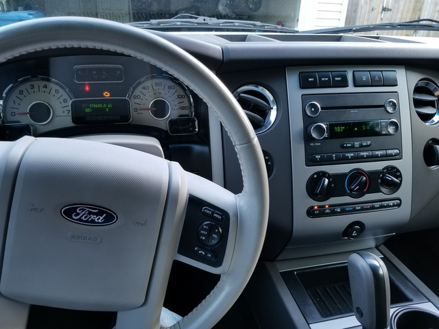 Picture of 2012 Ford Expedition XLT 4WD, interior, gallery_worthy