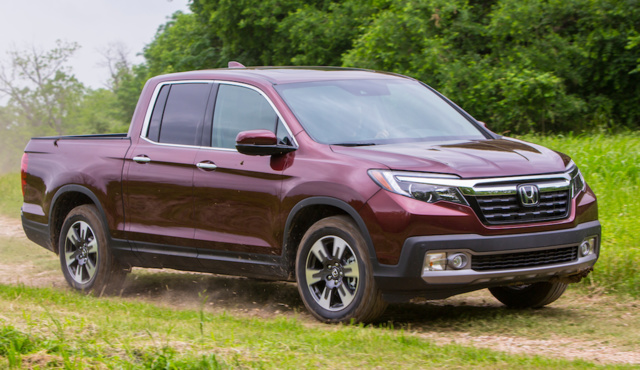 Honda Ridgeline Price CarGurus - 2018 honda pilot invoice price
