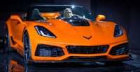 2019 Chevrolet Corvette Picture Gallery