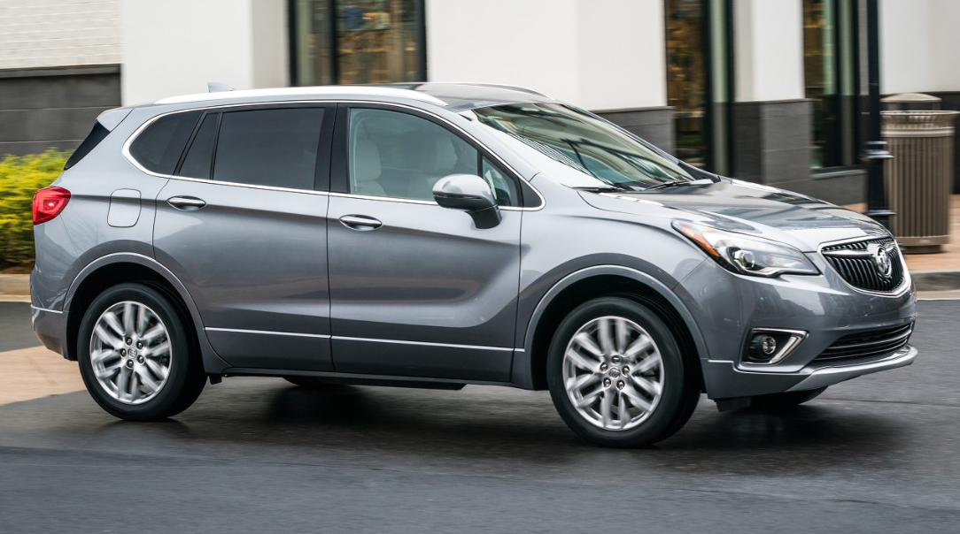 2019 Buick Envision Overview Cargurus