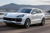 2019 Porsche Cayenne Turbo, exterior, manufacturer, gallery_worthy