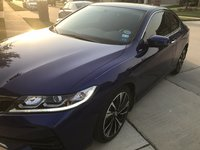 Picture of 2016 Honda Accord Coupe EX, exterior, gallery_worthy