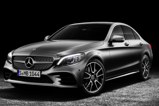 2019 Mercedes-Benz C-Class Sedan, exterior, manufacturer, gallery_worthy