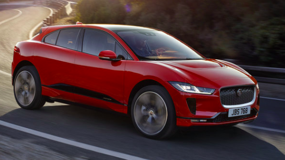 2019 Jaguar I-PACE, gallery_worthy