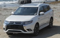 Mitsubishi Outlander PHEV Overview