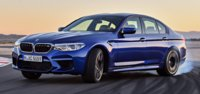 2018 BMW M5 Overview