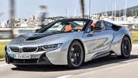 2019 BMW i8 Picture Gallery