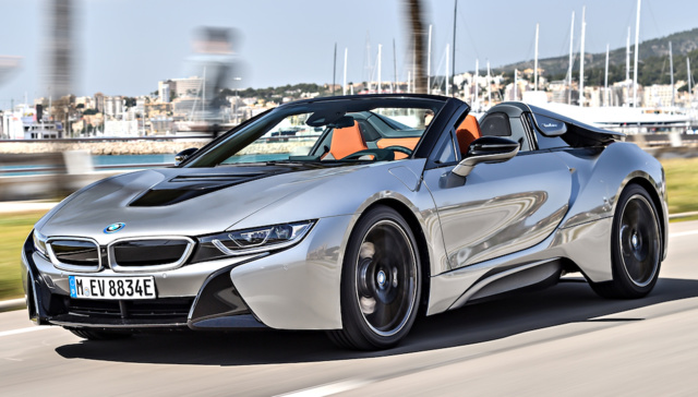 2019 Bmw I8 Price Cargurus