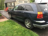 Picture of 2007 Chrysler Pacifica Limited FWD, exterior, gallery_worthy