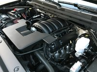 Picture of 2015 GMC Sierra 1500 SLT Crew Cab 4WD, engine, gallery_worthy