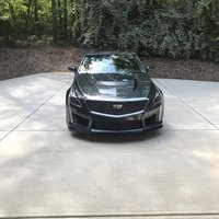 Picture of 2017 Cadillac CTS-V RWD, exterior, gallery_worthy