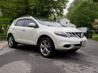 2011 Nissan Murano Picture Gallery