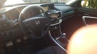 2015 Honda Accord Coupe Interior Pictures Cargurus