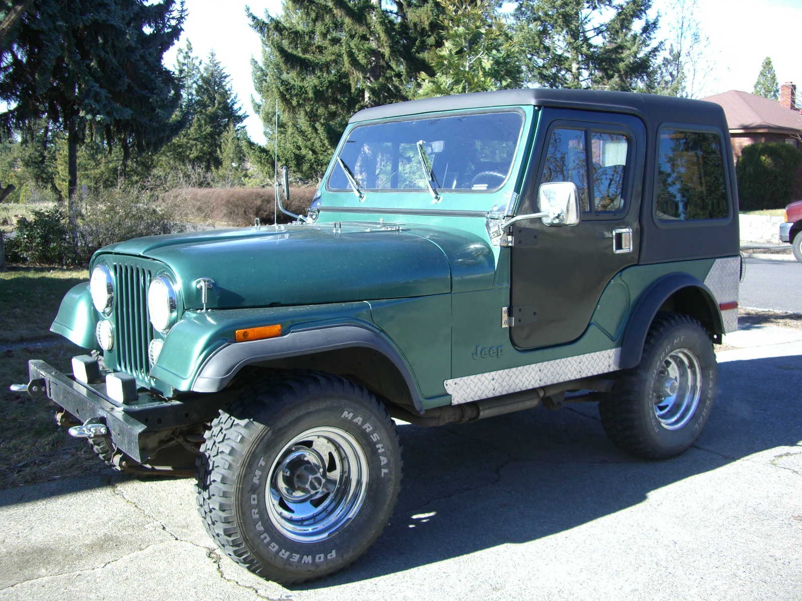 Jeep Cj 5 Questions I Have A 1980 Cj5 W 304v8 Ive Replaced 1974 Solenoid Wiring The Starter All Battery Cables And Ignition Switch But It Wont Even Make