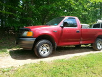 Picture of 2004 Ford F-150 Heritage 2 Dr XL 4WD Standard Cab LB, exterior, gallery_worthy