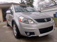 Picture of 2008 Suzuki SX4 Crossover Touring AWD, exterior, gallery_worthy