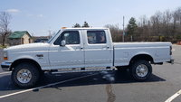 Picture of 1996 Ford F-250 4 Dr XLT 4WD Crew Cab LB HD, exterior, gallery_worthy
