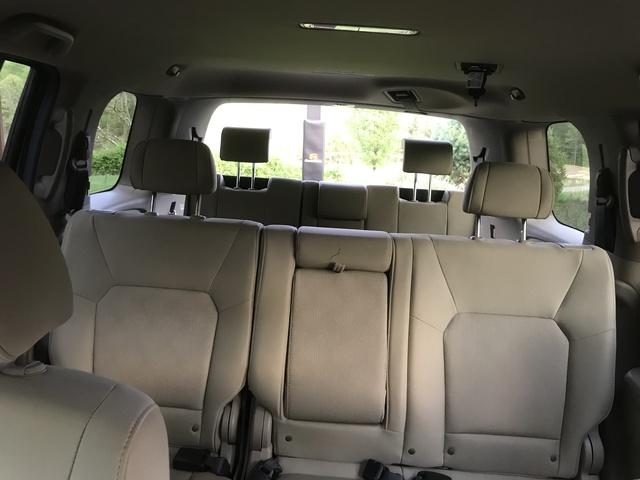 2011 Honda Accord Ex L >> 2011 Honda Pilot - Interior Pictures - CarGurus