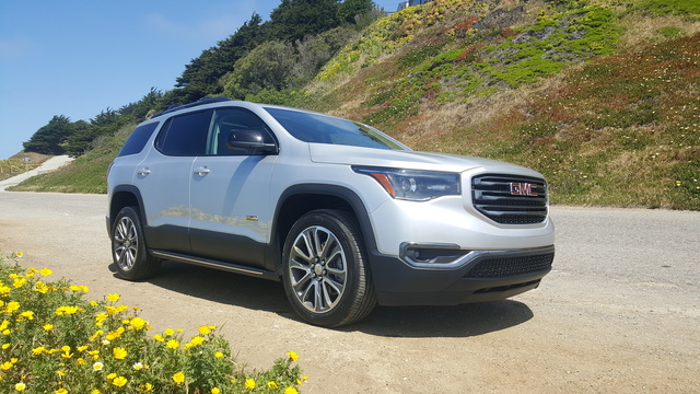 Picture of 2018 GMC Acadia, exterior, gallery_worthy