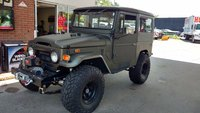 1974 Toyota Land Cruiser Overview