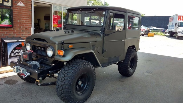 Picture of 1974 Toyota Land Cruiser