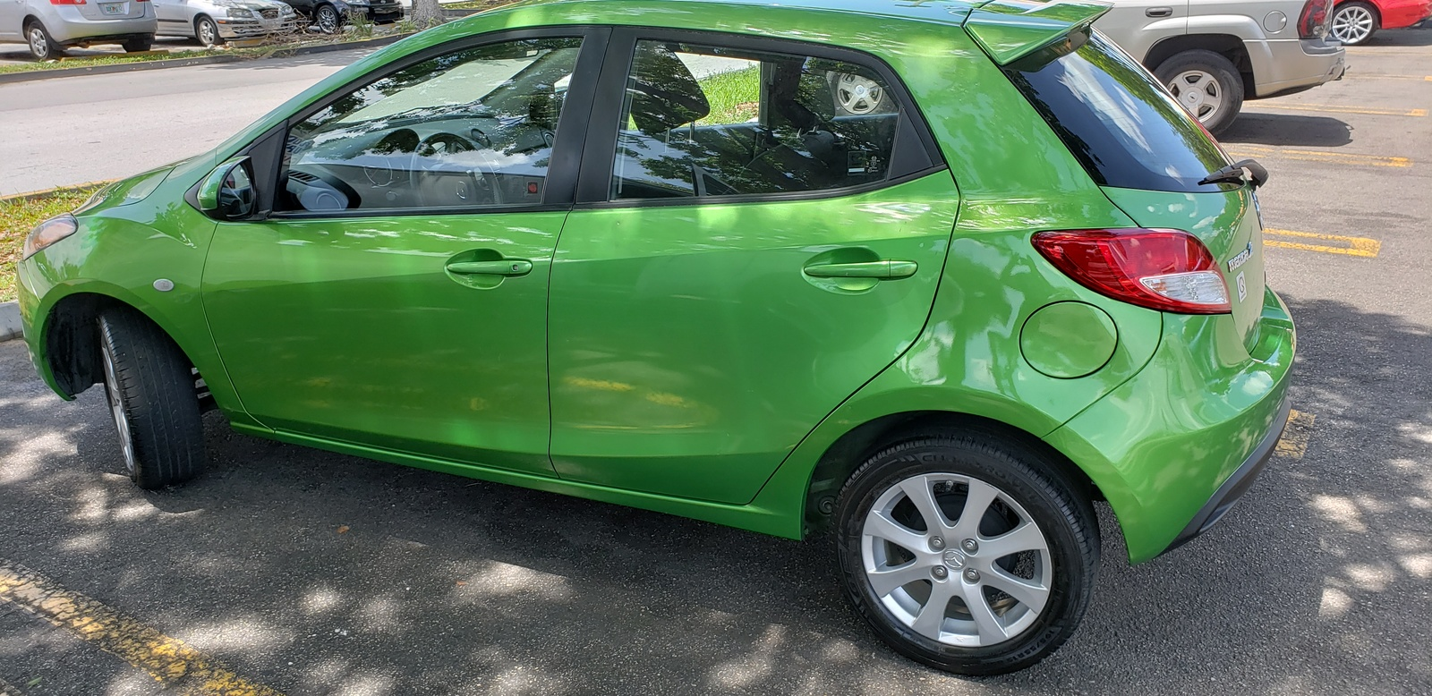 Kekurangan Mazda 2 2012 Review