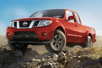 2018 Nissan Frontier Picture Gallery