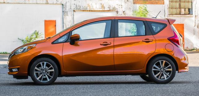 2018 Nissan Versa Note, exterior, manufacturer, gallery_worthy