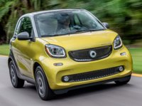 2018 smart fortwo electric drive Picture Gallery