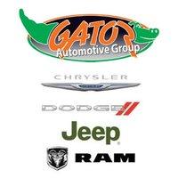Gator Chrysler Dodge Jeep logo