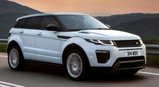 2018 Land Rover Range Rover Evoque Pictures Cargurus