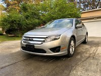 Picture of 2012 Ford Fusion SEL AWD, exterior, gallery_worthy